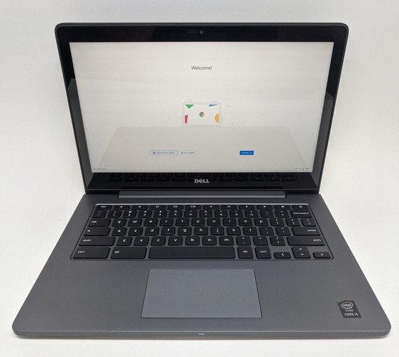 Chromebook 7310 Dell Grade B P66g I5 8gb 16gb Ssd Touch