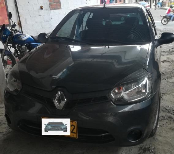 Renault Clio Style, Motor 1.2 Mod 2016 ,5 Puertas Como Nuevo