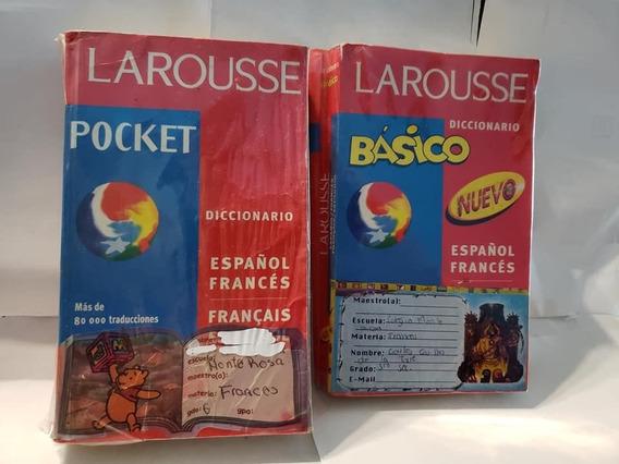 Diccionario Francés Español Larousse en Mercado Libre México