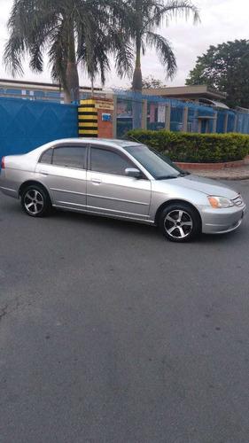 Honda Civic 2001 1.7 Ex 4p