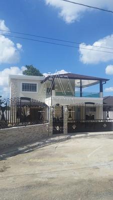 Coalición Vende Hermosa Casa 2 Niveles En Licey-