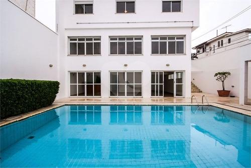 Casa Residencial - 5 Dorms - 4 Suites - 4 Vagas - Para De Venda No Alto Da Lapa - 85-im386653
