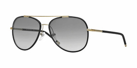 bd98c84adf Lentes Gafas De Sol Burberry Be3078j Auténticos Marco Metal