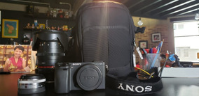Sony Alpha A6300 Mirrorles 4k + Kit Completo Videomaker