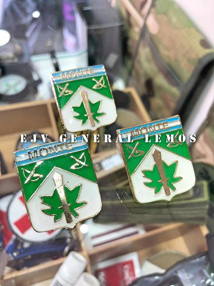Distintivo De Aptitud Monte Ejército Boina Verde