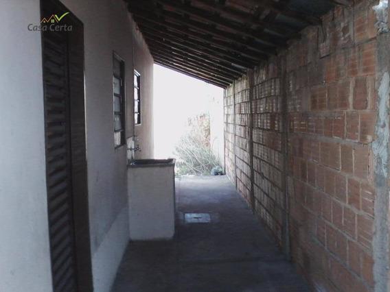 Edícula Com 1 Dormitório À Venda E Locação - Jardim Ipê Viii - Mogi Guaçu/sp - Ed0056