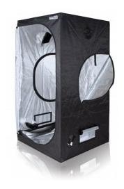 Carpa Indoor 80x80x160 - Dark Box Light