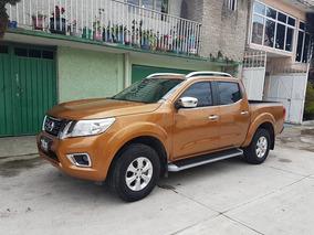 Nissan Np300 Frontier Le Color Promocional Con Equipo Extra