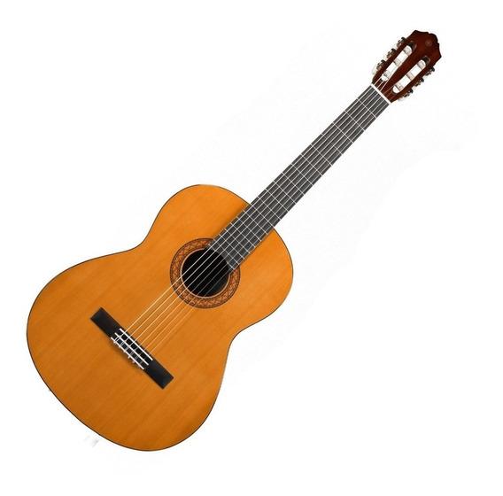 Guitarra Clásica Yamaha C-40 Cuerdas Nylon Original Factura