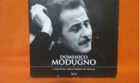 Cd Domenico Modugno - I Sucessi Dell