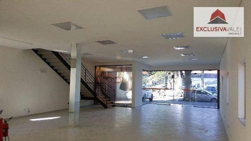 Ponto Comercial Com 292m², 2 Banheiros E 4 Vagas No Jardim Maringá - Pt0019
