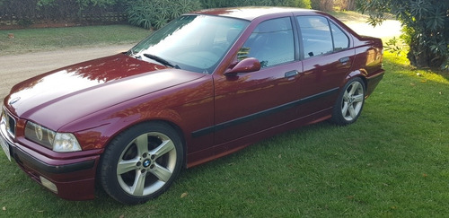 Bmw Serie 3 2.5 325i Sedan 1993