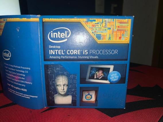 Processador Intel Core I5 4460 3.2ghz Lga1150 4ª Geração