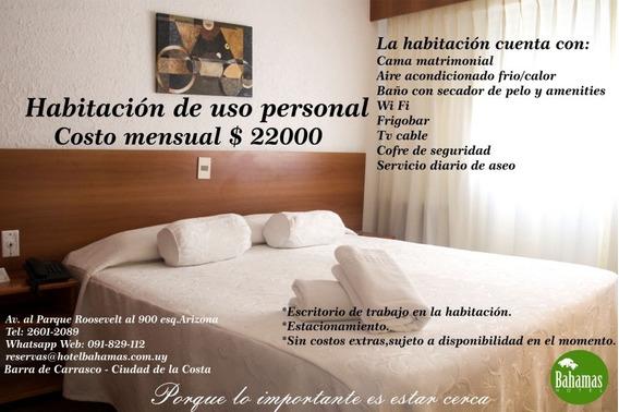Vivir En Un Hotel!!