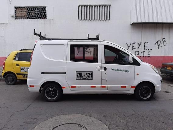 Chery Van Cargo Modelo 2015