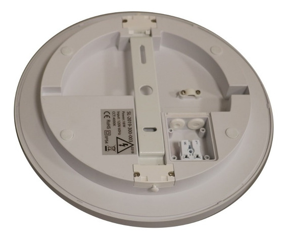 Luminaria Circular Sensor Mod-clasp Innova