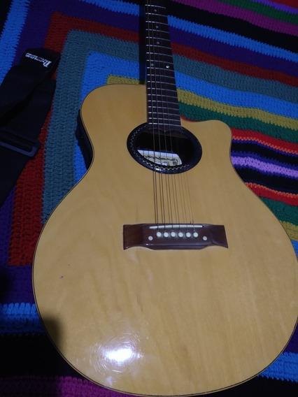 Guitarra Gracia Electroacústica Mod Pol Con Eq