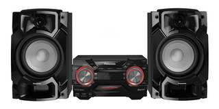 Minicomponente Panasonic 650w Akx500lxk