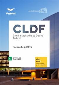 Apostila Cldf - Técnico Legislativo Vestcon