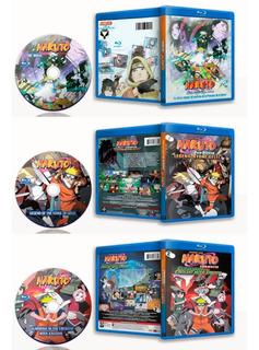 Naruto - Colección Películas - Bluray