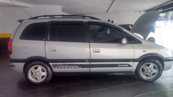 Chevrolet Zafira Cd 2.0 8v Aut. 7 Lugares