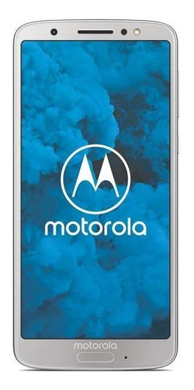 Motorola G6 32 GB Plata
