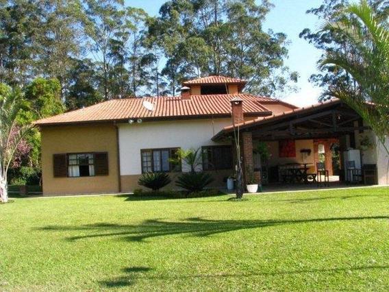 Belíssima Chácara Com 5.000 M² Em Condomínio Fechado-cód.292