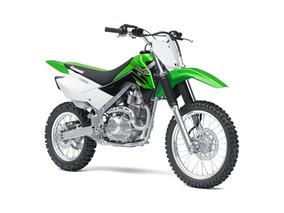 Kawasaki Klx 140 2017 Nueva A Precio Especial