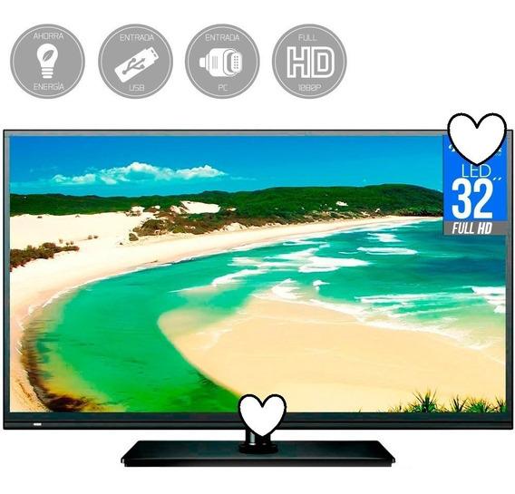 Tv Led 32 Pulgada Full Hd Marca Asia Usb Nuevo Electrofoxccs