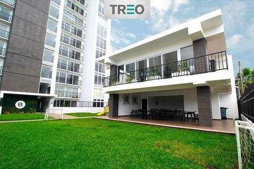 Imagen 1 de 3 de Apartamento En Alquiler Edificio Treo Zona 4 De Mixco