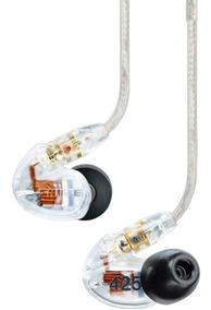 Fone De Ouvido Com Microfone Shure Se425 Original