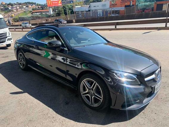 Mercedes C 180 Cupe Sport 2019 19 Inpecavel Apenas 3000 Km