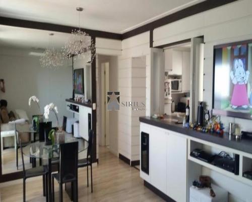 Imagem 1 de 17 de Apartamento Com 3 Dormitórios À Venda, 89 M² Por R$ 690.000,00 - Jardim Das Oliveiras - Campinas/sp - Ap6699