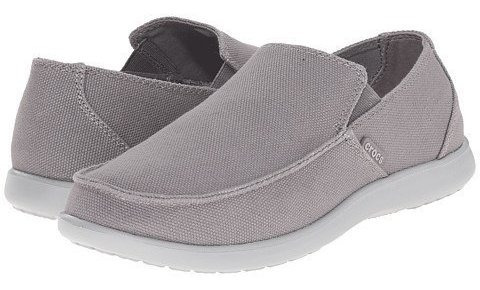 Crocs Santa Cruz Clean Cut - Smoke / Light Grey
