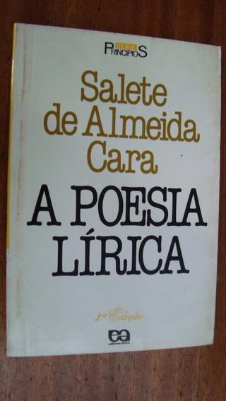 Bolsilivro Principios 20 / Poesia Lirica / Salete De A Cara
