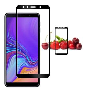 Película 3d Galaxy A7 2018 A750 - Vidro Full Cover 9h 100%