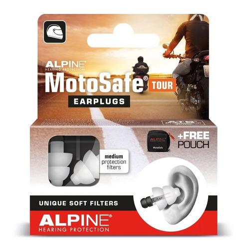 Imagen 1 de 3 de Tapones Oidos, Alpine Motosafe Tour, Motos Motocicletas