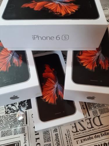 iPhone 6s 32gb De Vitrine Na Caixa + Acessórios Completo