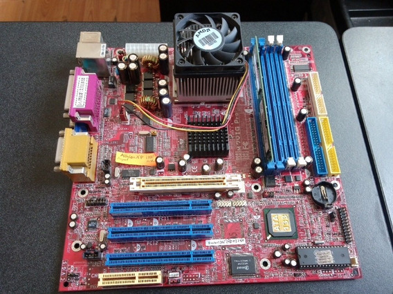 Biostar A68md Pro Usado en Mercado Libre México