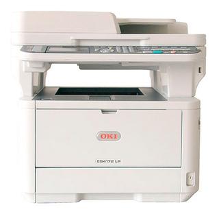 Impresora Láser Multifunción Oki Es4172 Monocromática
