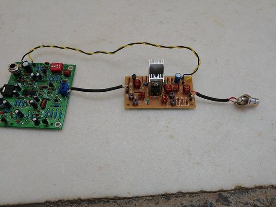 Amplificador De 2,0w + Placa Pll Estéreo Bh1417