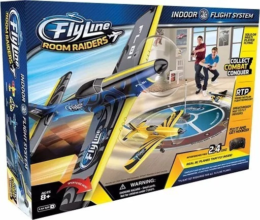 Flyline Room Raiders - Warbirds Golden Eagle P-51d - 11011cs