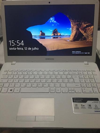 Notebook Samsung Linha Expert