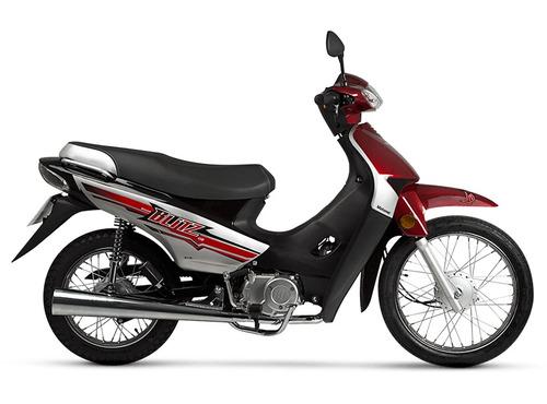 Imagen 1 de 15 de Motomel Blitz 110cc Base Rayos Y Tambor 0km 18  De $ 7.387