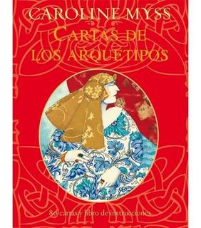 Cartas De Los Arquetipos Caroline Myss /oráculo En Español