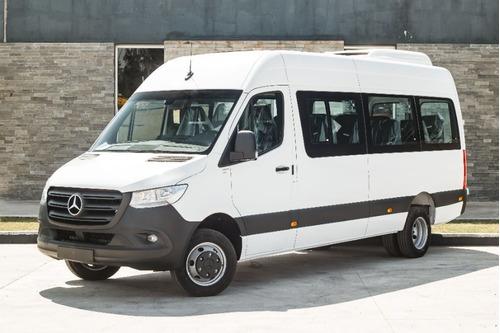 Mercedes-benz Sprinter Minibus 515 Largo 16+1 - Autolider