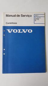 Manual De Serviço Caminhão Volvo Eixo/ Direção N 10= N 12