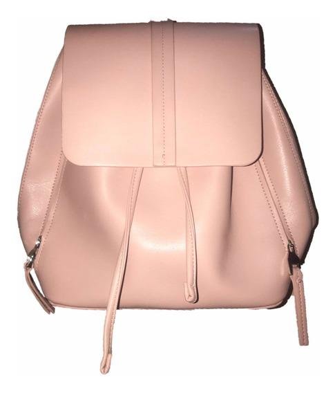 Backpack Bolso Zara Nuevo