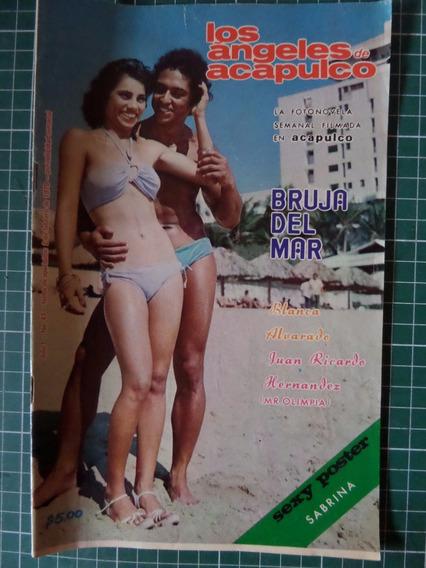 Revista Antigua Fotonovela Vedets Los Angeles Acapulco 79