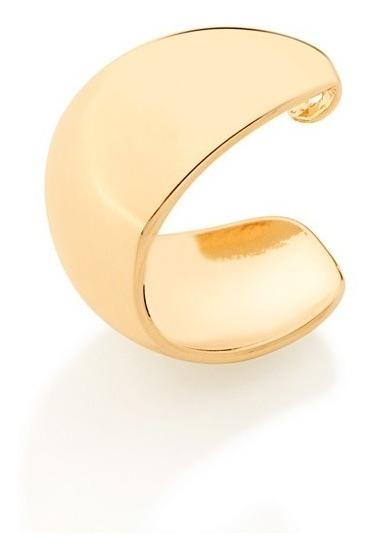 Brinco Piercing Pressão Rommanel Banhado Ouro 1 Unidade Piercing Fake Fácil De Colocar Não Cai Da Orelha Escolha O Seu